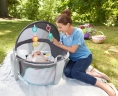 Новинка: уютное гнездышко On The Go baby Dome от Fisher Price