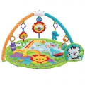 Игровой коврик FitchBaby Delux Musical Mobile Gym 8841