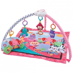 Игровой коврик FitchBaby Delux Musical Mobile Gym 8842