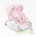Детский шезлонг Brevi Baby Rocker Hello Kitty
