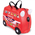 Каталка-чемодан Trunki Hamleys - Автобус 0186-GB01-P4