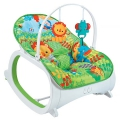 Детский шезлонг FitchBaby Infant-To-Toddler Delux 88925