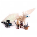 Игровой набор Playmobil Dragons Light Fury with Baby Dragon 70038